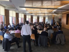 CCC 2017 at Wharton